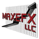 MAXEFX, LLC Robbinsville, NJ  Identity logo for a company which maximizes effectiveness in operational procedures for company employees as well as the pastors and congregations of churches.