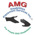 AMG Philadelphia, PA  Identity logo for a disabilities placement service