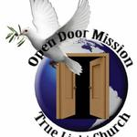 OPEN DOOR MISSION TRUE LIGHT CHURCH Philadelphia, PA  Updated existing church logo